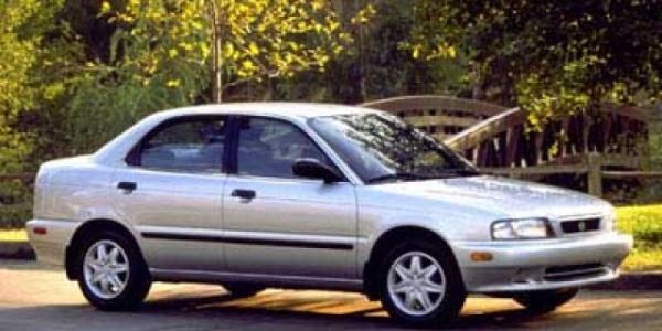 Suzuki Esteem 1998 $1995.00 incacar.com