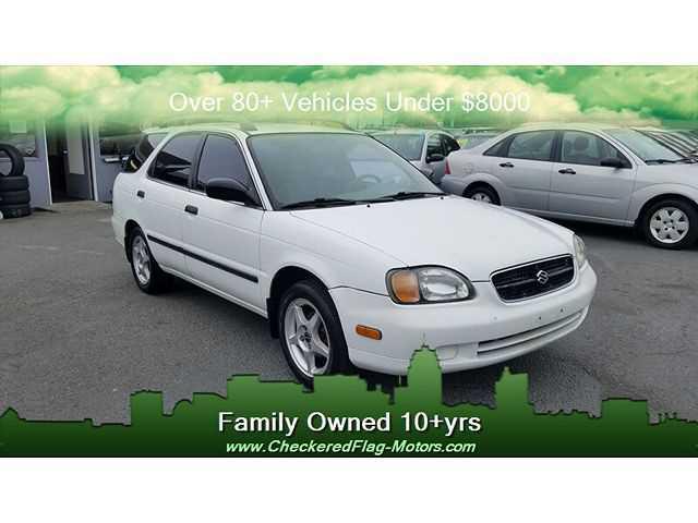 Suzuki Esteem 2000 $1995.00 incacar.com