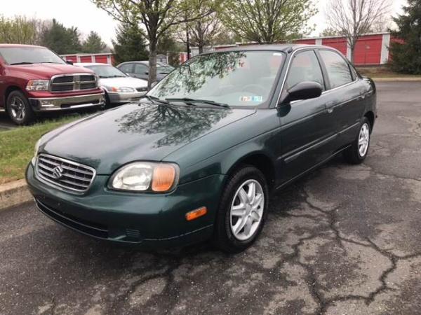 Suzuki Esteem 2001 $1999.00 incacar.com