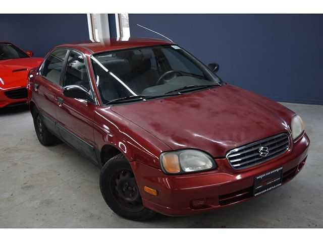 Suzuki Esteem 2001 $1099.00 incacar.com