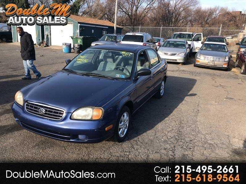 Suzuki Esteem 2002 $1799.00 incacar.com