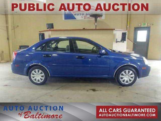 Suzuki Forenza 2006 $1700.00 incacar.com