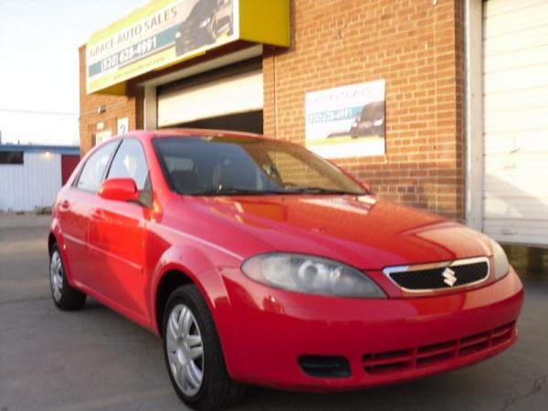 Suzuki Reno 2008 $3500.00 incacar.com