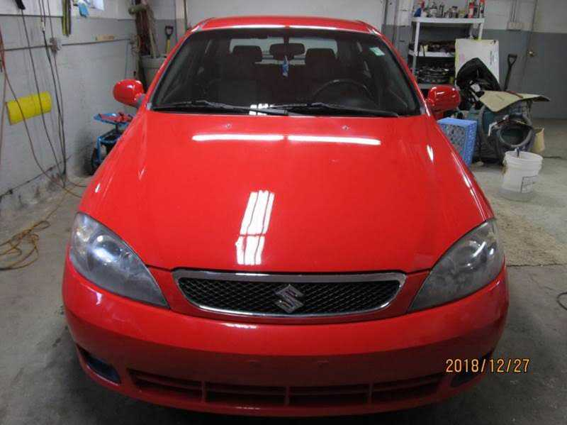 Suzuki Reno 2008 $2695.00 incacar.com