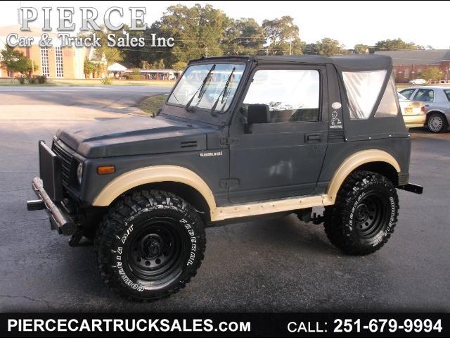 Suzuki Samurai 1987 $4695.00 incacar.com