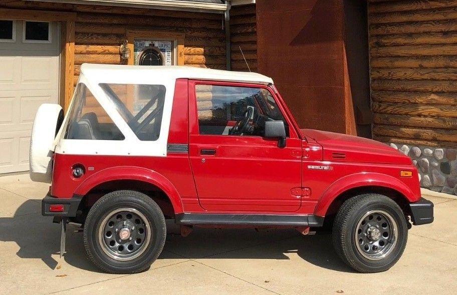 Suzuki Samurai 1990 $12050.00 incacar.com