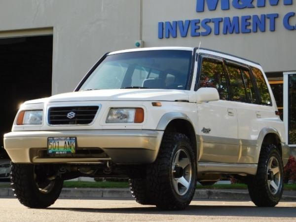 Suzuki Sidekick 1997 $9995.00 incacar.com