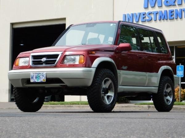 Suzuki Sidekick 1998 $8995.00 incacar.com