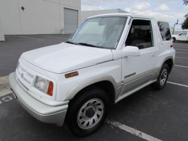 Suzuki Sidekick 1998 $4500.00 incacar.com