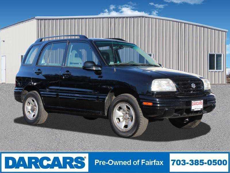 Suzuki Vitara 2002 $1677.00 incacar.com