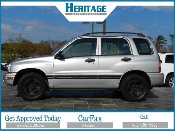 Suzuki Vitara 2002 $3000.00 incacar.com
