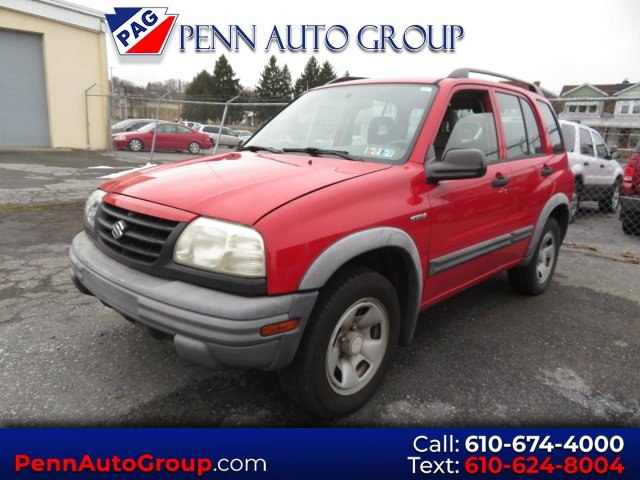 Suzuki Vitara 2004 $3994.00 incacar.com