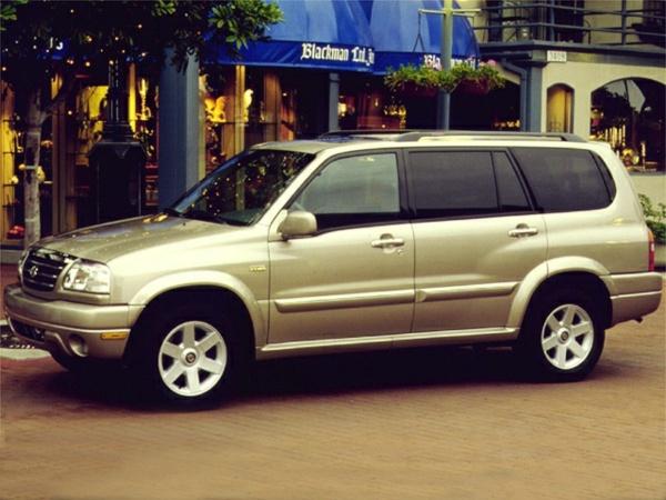 Suzuki XL-7 2001 $3695.00 incacar.com