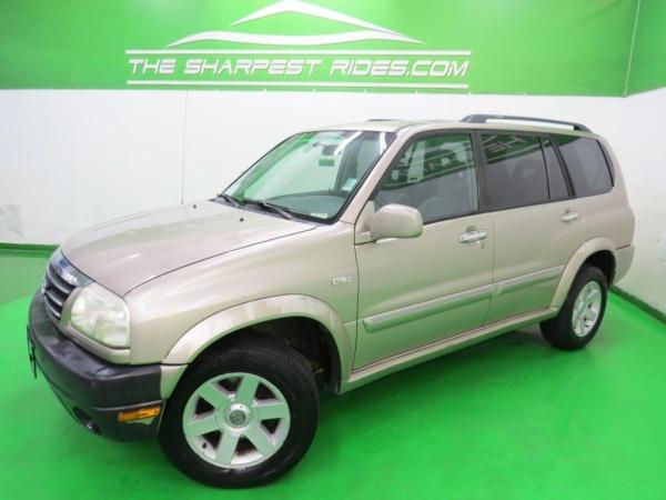 Suzuki XL-7 2002 $2988.00 incacar.com