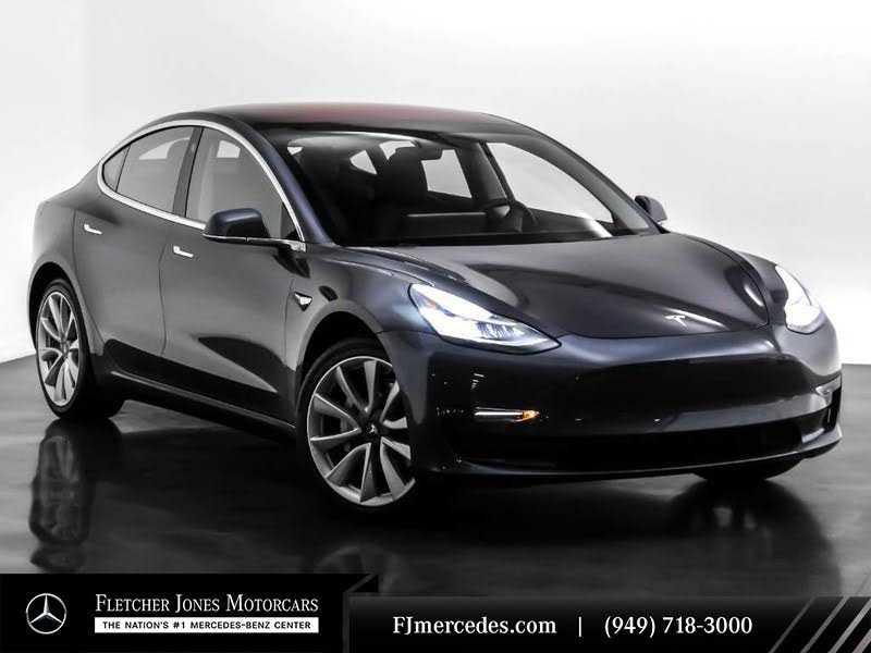 Tesla Model 3 2018 $46893.00 incacar.com