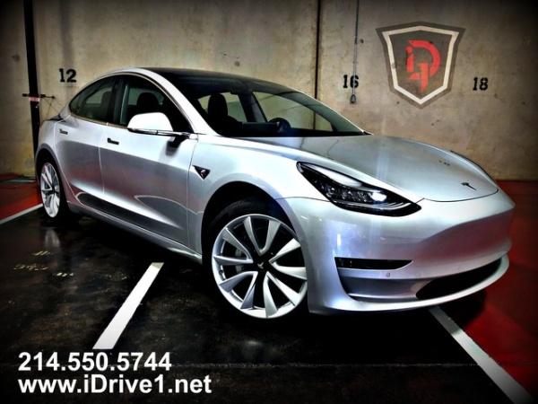 Tesla Model 3 2018 $56977.00 incacar.com