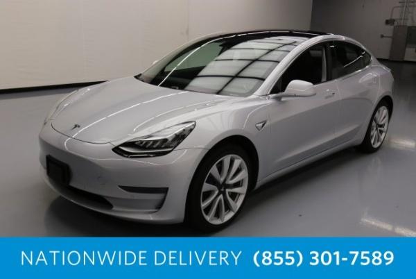 Tesla Model 3 2018 $50480.00 incacar.com