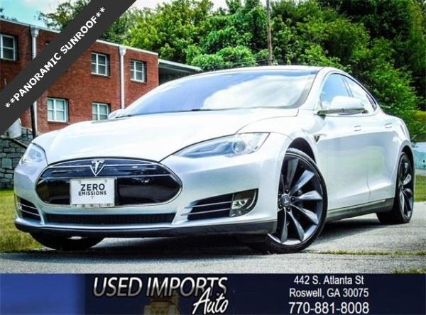 Tesla Model S 2012 $46990.00 incacar.com