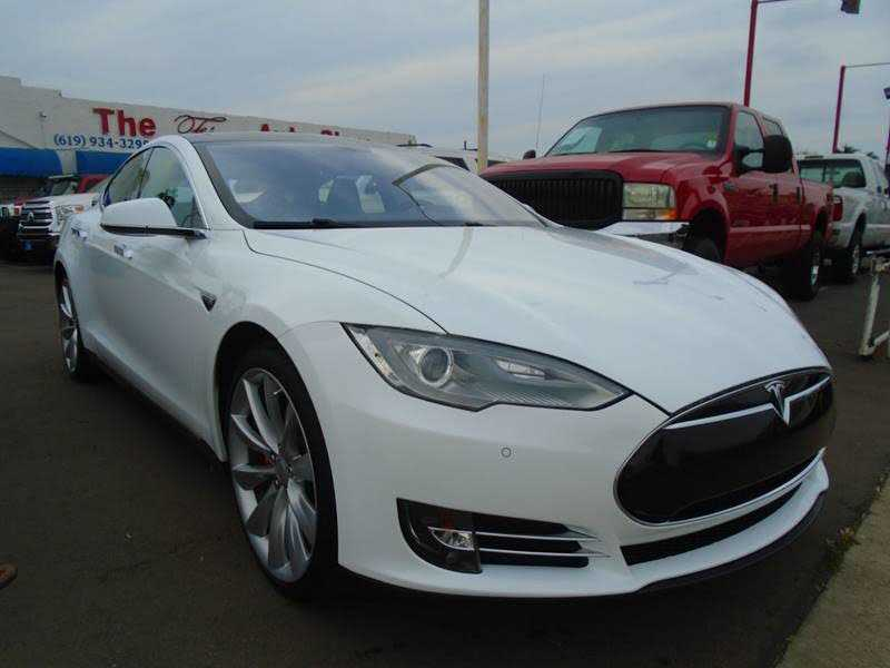 Tesla Model S 2013 $39495.00 incacar.com
