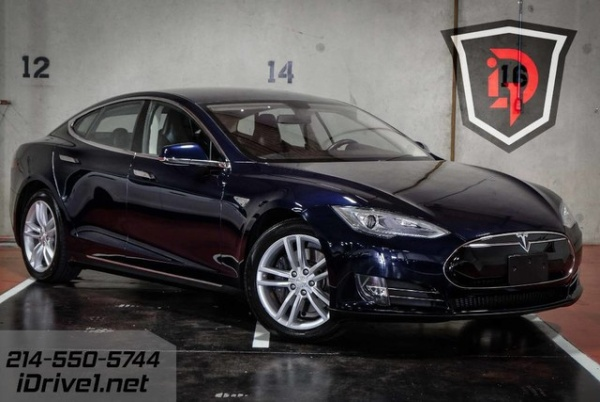 Tesla Model S 2013 $38977.00 incacar.com