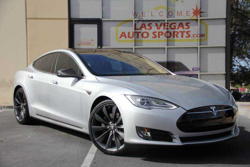 Tesla Model S 2013 $41995.00 incacar.com