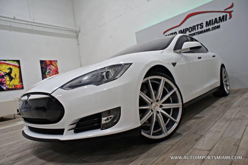 Tesla Model S 2013 $41888.00 incacar.com