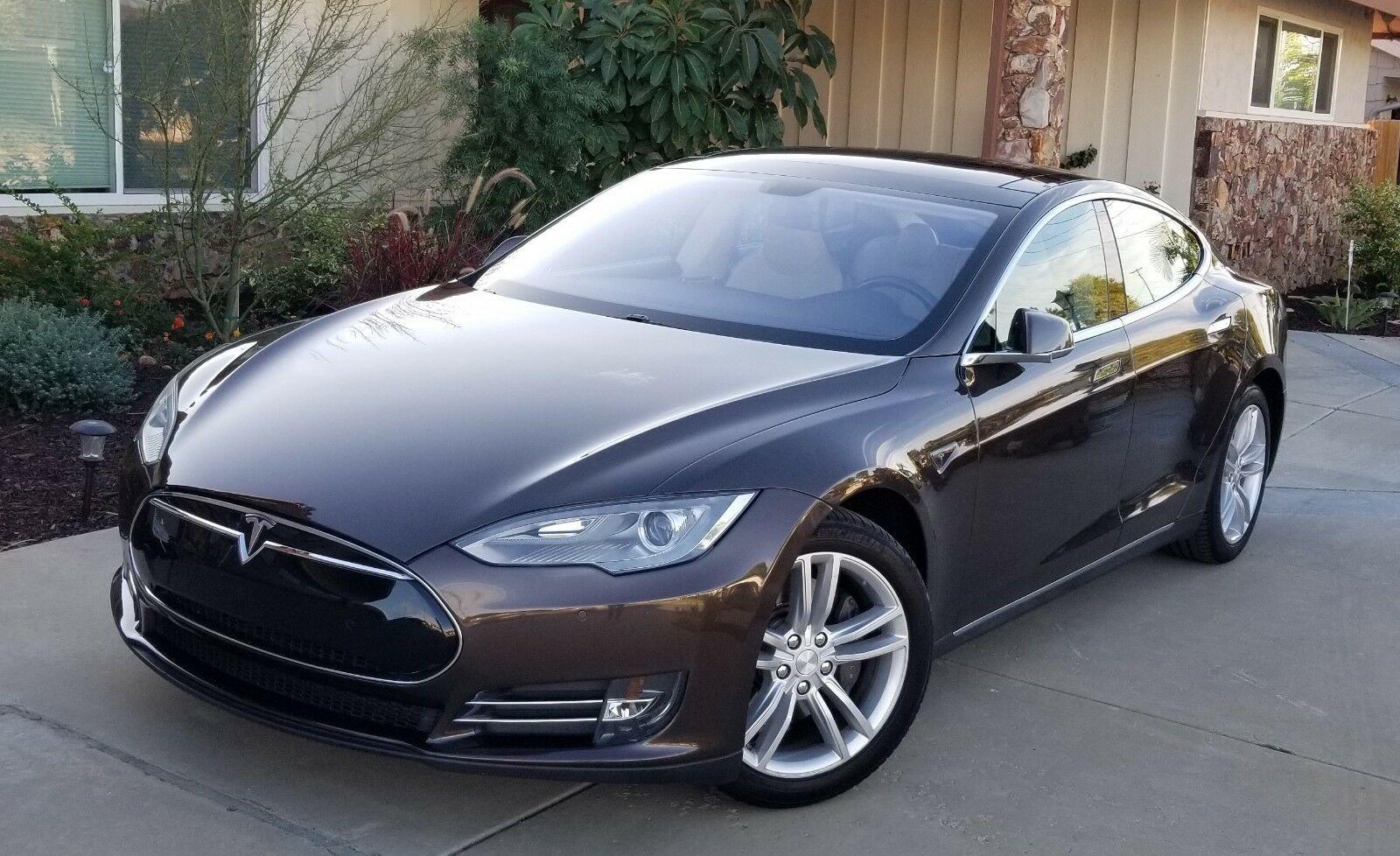 Tesla Model S 2014 $50000.00 incacar.com