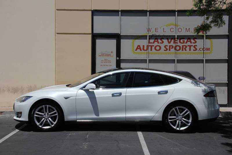 used Tesla Model S 2014 vin: 5YJSA1H18EFP40378