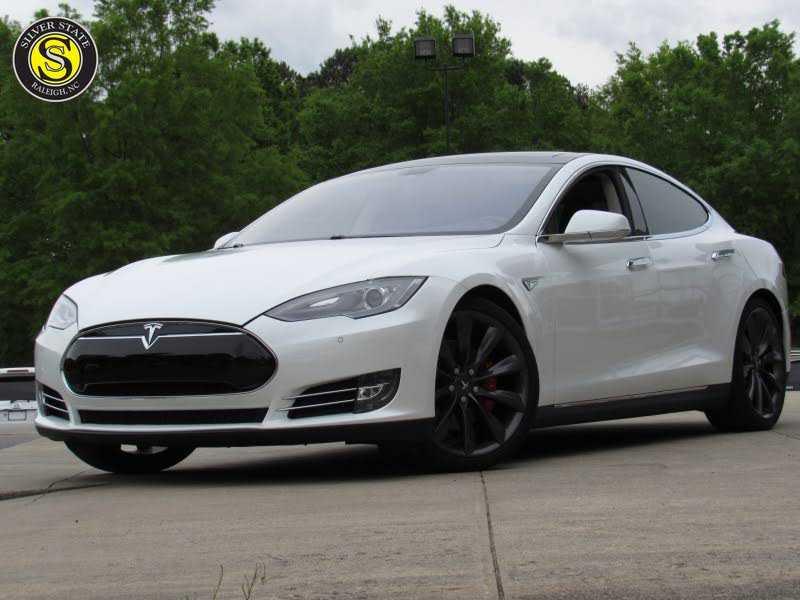 Tesla Model S 2014 $54995.00 incacar.com