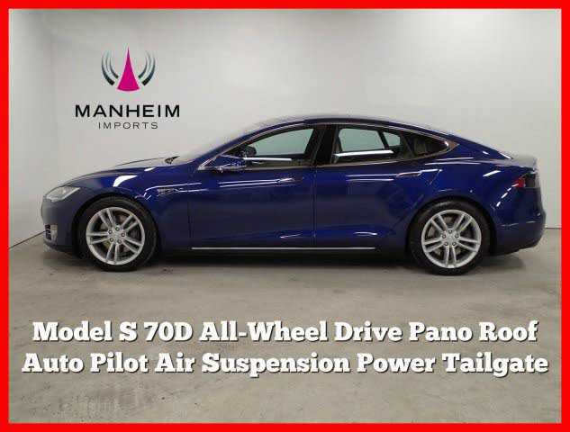 Tesla Model S 2015 $39984.00 incacar.com
