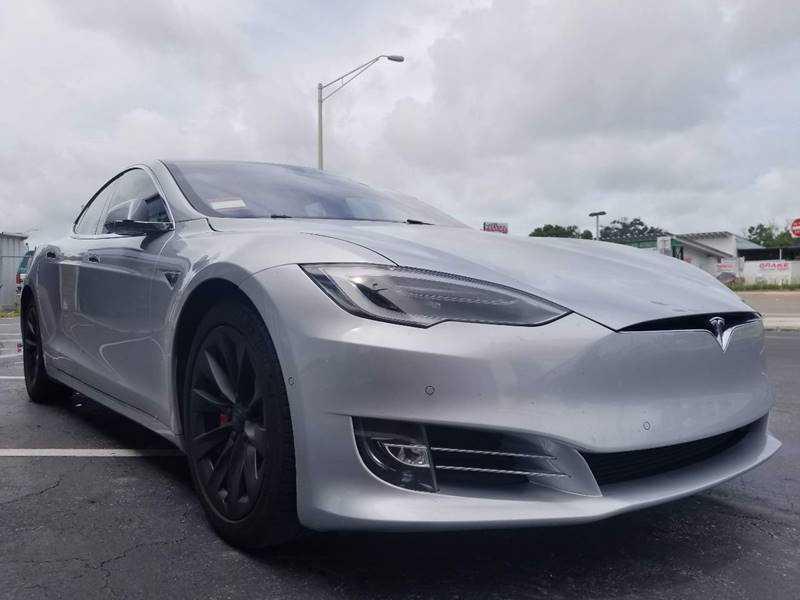 Tesla Model S 2016 $98000.00 incacar.com