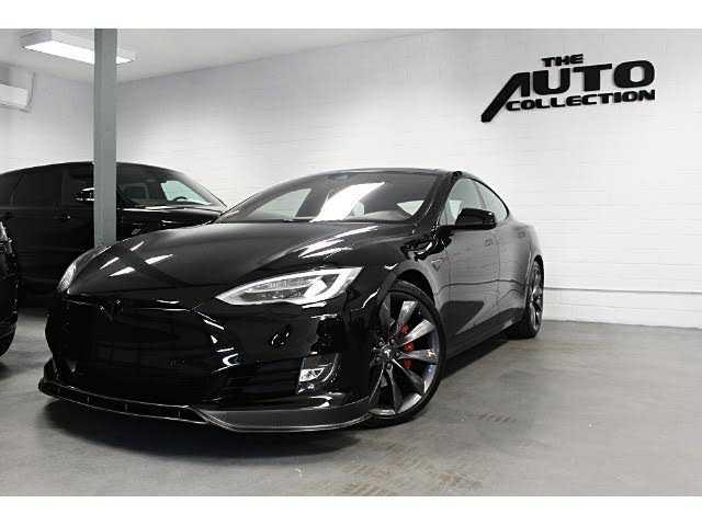 Tesla Model S 2016 $96999.00 incacar.com