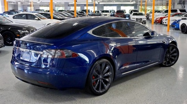 Tesla Model S 2016 $118800.00 incacar.com