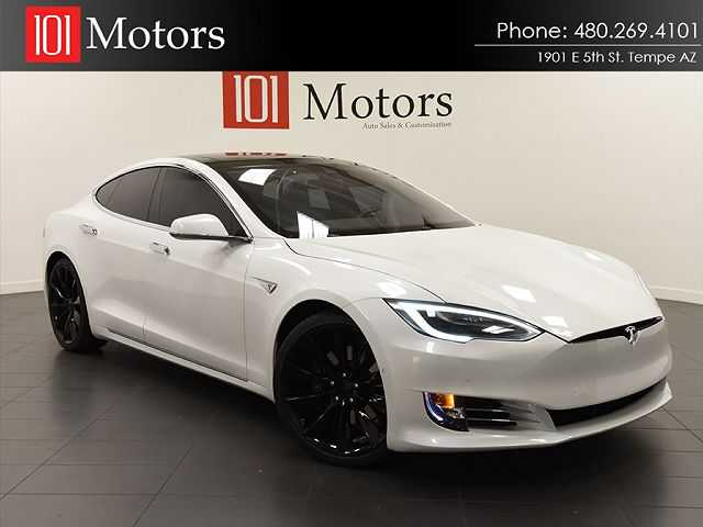 Tesla Model S 2016 $61901.00 incacar.com
