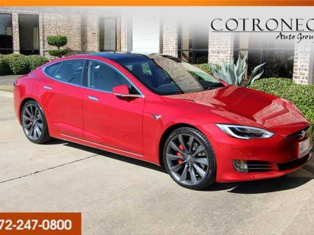 Tesla Model S 2017 $114981.00 incacar.com