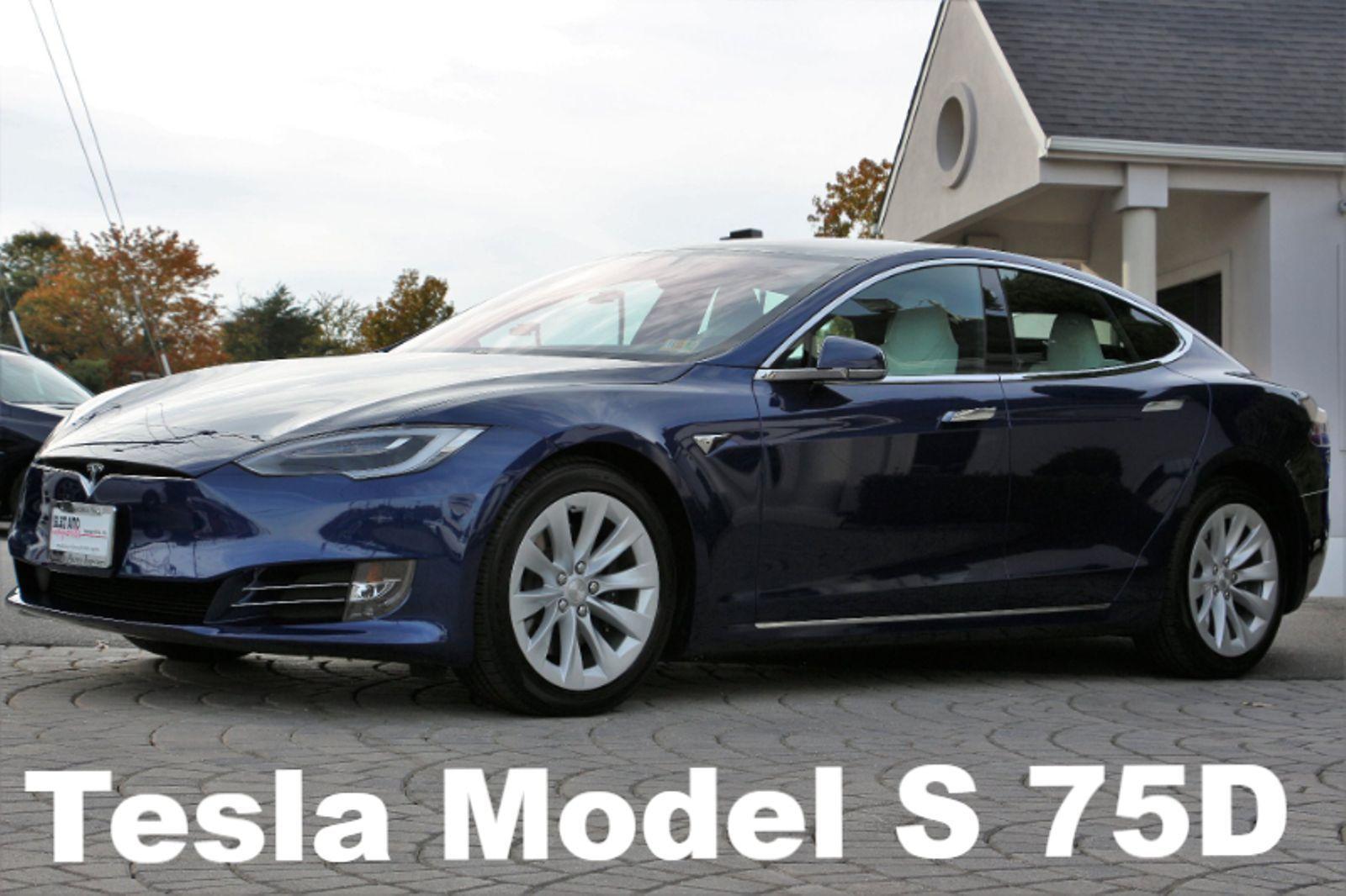 Tesla Model S 2018 $65000.00 incacar.com