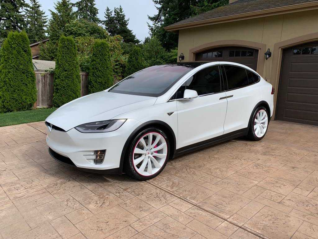 Tesla Model X 2016 $79998.00 incacar.com