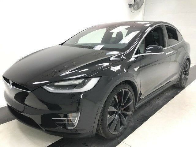 Tesla Model X 2016 $76755.00 incacar.com