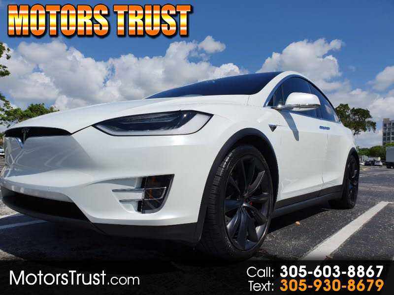 Tesla Model X 2017 $102999.00 incacar.com