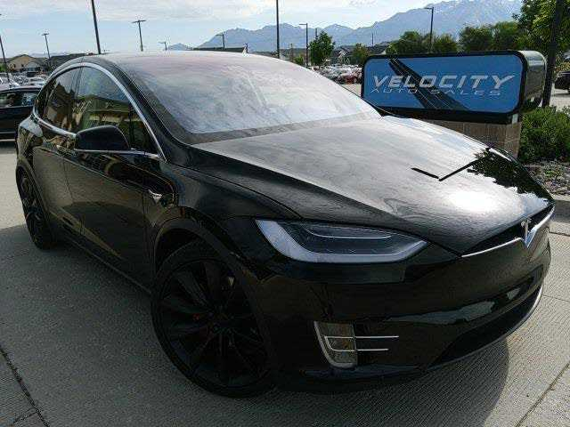 Tesla Model X 2017 $99995.00 incacar.com