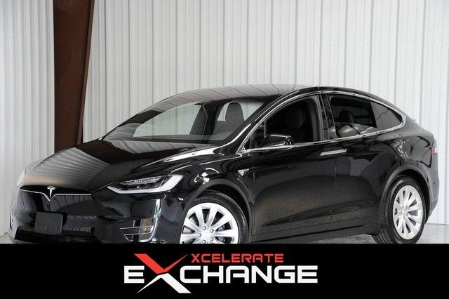 Tesla Model X 2017 $65025.00 incacar.com