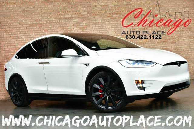 Tesla Model X 2018 $149888.00 incacar.com