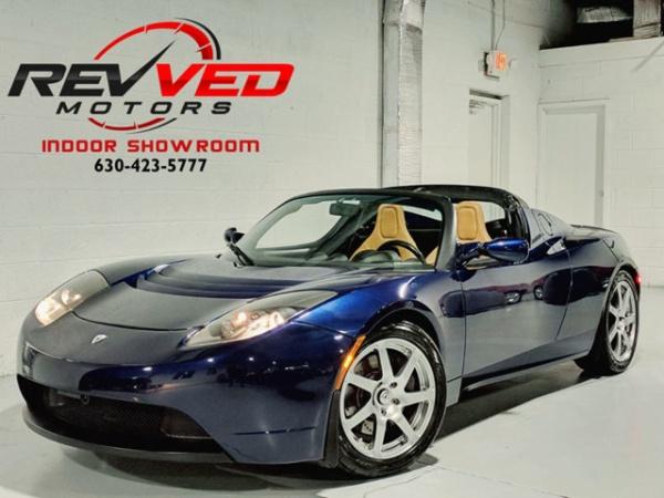 Tesla Roadster 2008 $49950.00 incacar.com