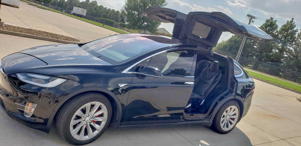 Tesla Model X 2016 $96000.00 incacar.com