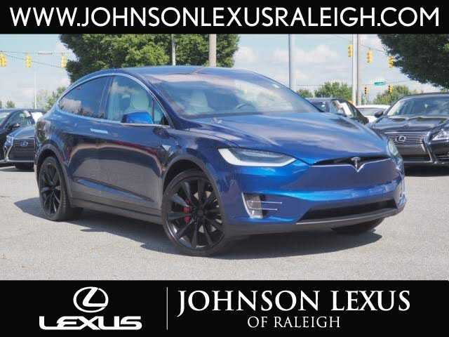 Tesla Model X 2016 $95888.00 incacar.com