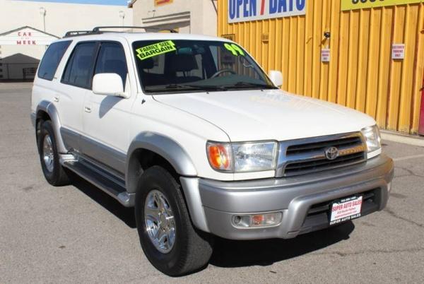 Toyota 4Runner 1999 $4991.00 incacar.com