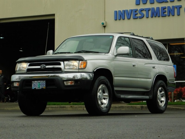 Toyota 4Runner 2000 $11995.00 incacar.com