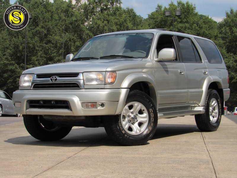 Toyota 4Runner 2002 $5995.00 incacar.com