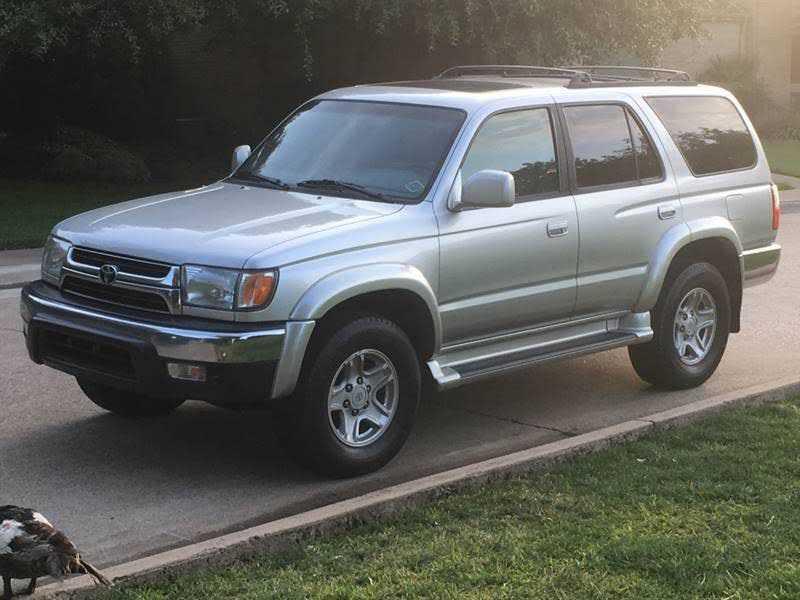 Toyota 4Runner 2002 $4950.00 incacar.com