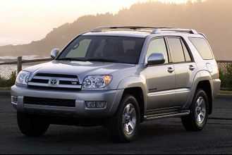 Toyota 4Runner 2003 $6990.00 incacar.com